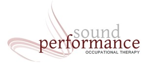 Sound Performance: Occupational Therapy Logo
